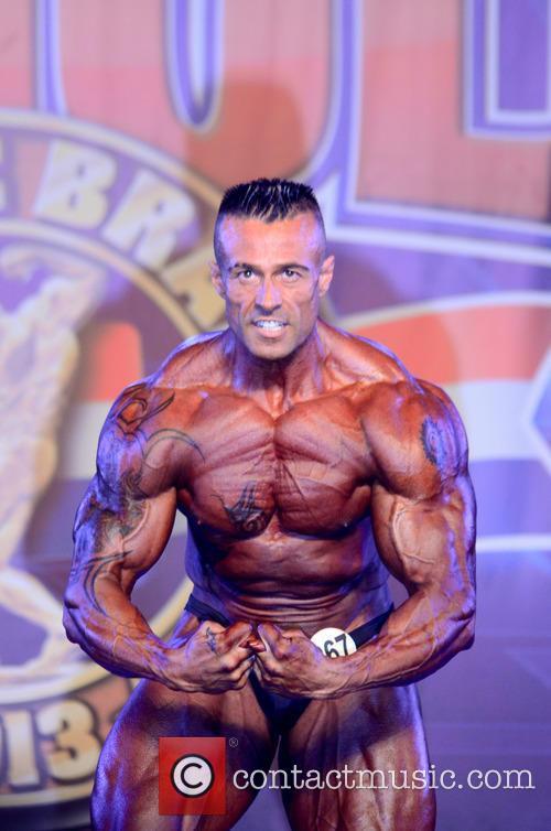athlete arnold classic brazil 2013 3635906