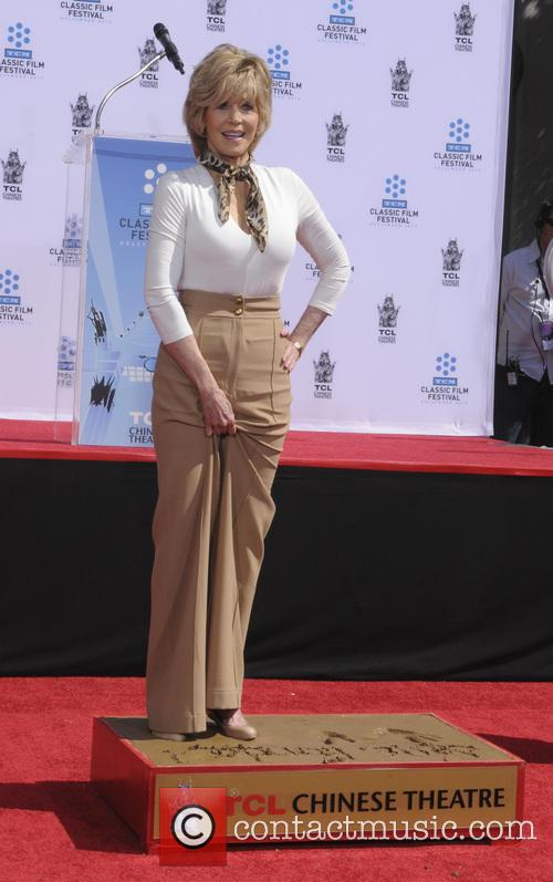 Jane Fonda 34