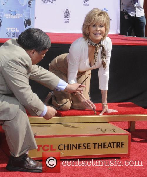 Jane Fonda 36