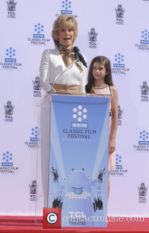 Jane Fonda and Viva Vadim 6