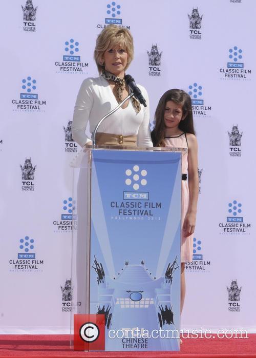 Jane Fonda and Viva Vadim 8