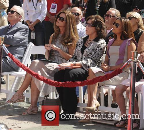 Maria Shriver, Lily Tomlin and Eva Longoria 7