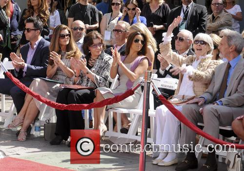 Troy Garity, Maria Shriver, Lily Tomlin, Eva Longoria and Viva Vadim 2