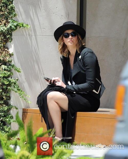 Jennifer Lawrence, West Hollywood