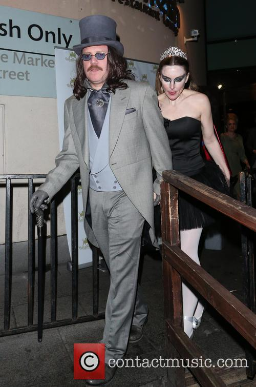 Leigh Francis and Jill Carter 4