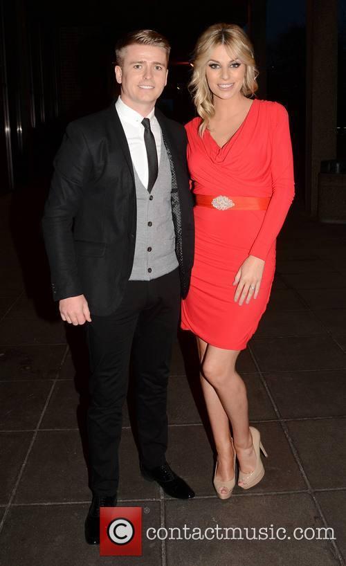 Brian Ormond and Pippa O'connor 2
