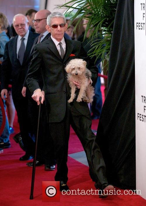 Richard Belzer and Dog 2