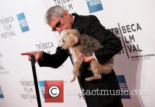 Richard Belzer and Dog 3
