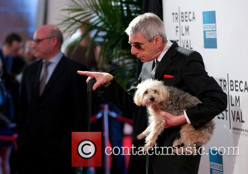 Richard Belzer and Dog 4