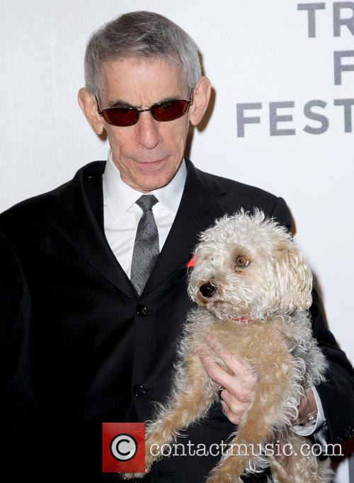 Richard Belzer and Dog 5