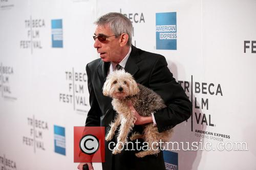 Richard Belzer and Dog 1