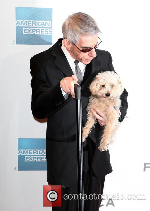 Richard Belzer and Bebe 11