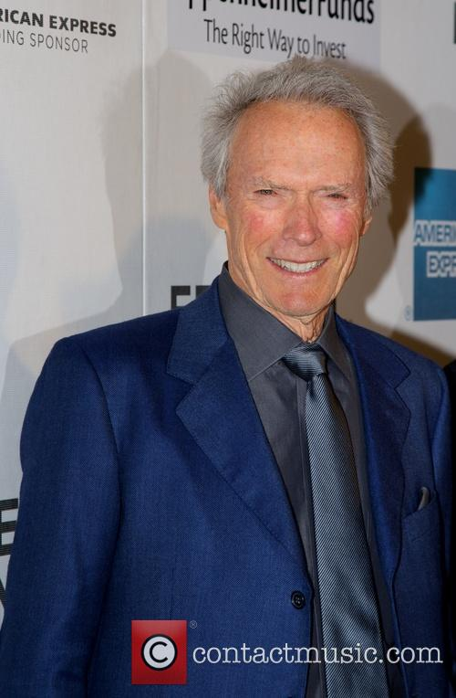 Picture clint eastwood at tribeca film festival