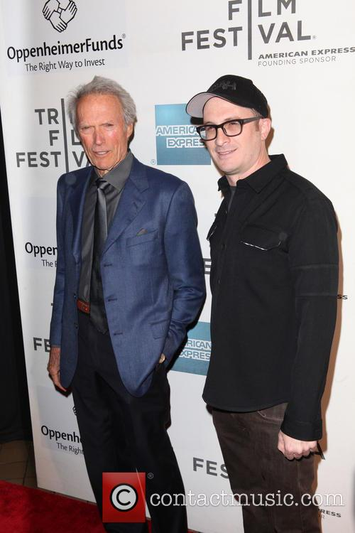 Clint Eastwood and Darren Aronofsky 6