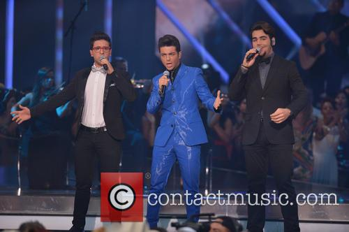Billboard and Il Volo 4
