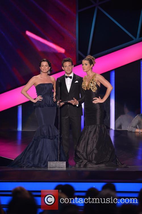 Billboard, Maritza Rodriguez, Maki and Gabriel Coronel 2