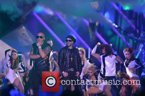 Billboard and Wisin Y Yandel 1