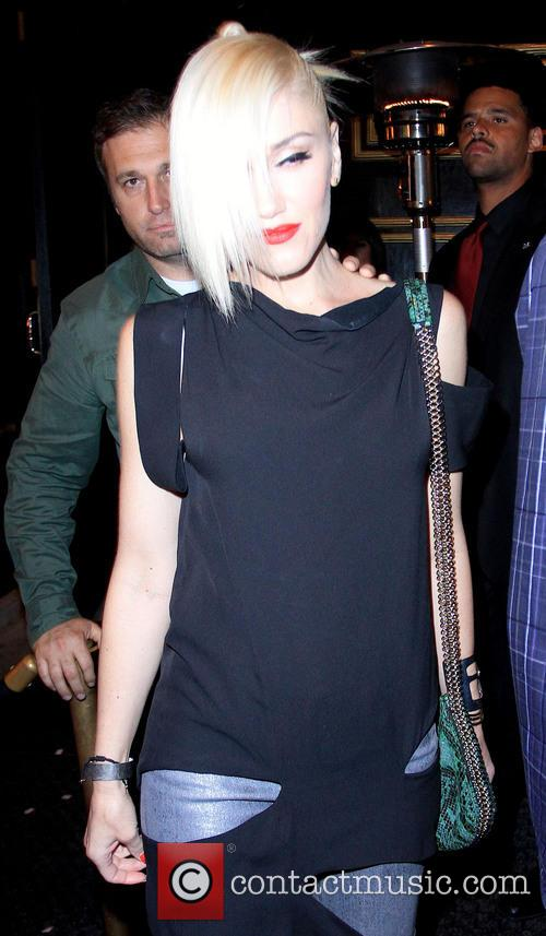 gwen stefani celebrities visit bootsy bellows 3634673