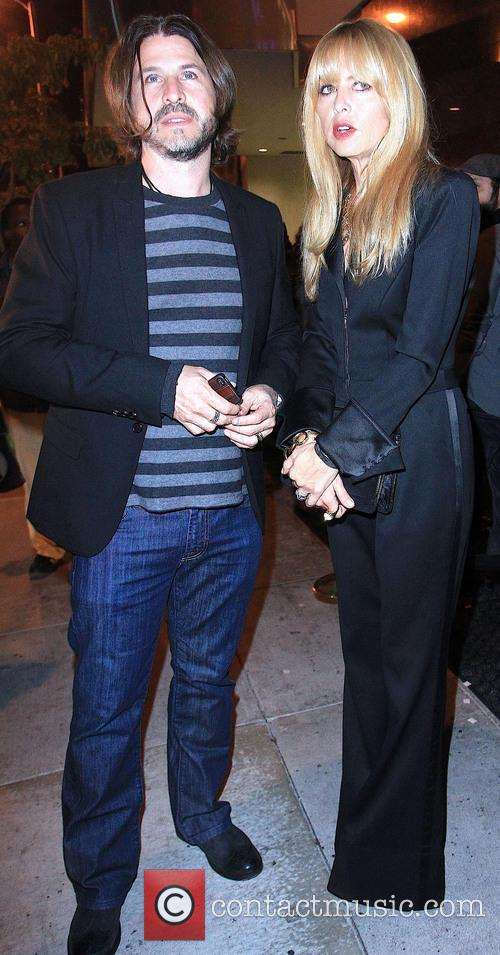Rachel Zoe and Rodger Beman 2