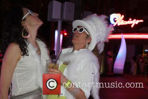 Dinah, Guests and Las Vegas 1