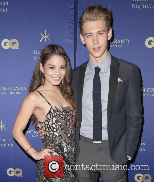 Vanessa Hudgens and Austin Butler 4
