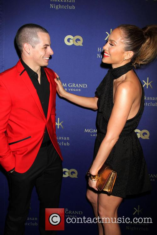 Jennifer Lopez and Casper Smart 4