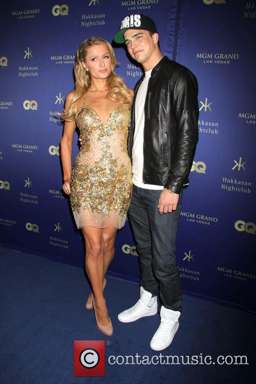 Paris Hilton and River Vilperi 7