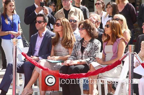 Troy Garity, Maria Shriver, Lily Tomlin and Eva Longoria 7