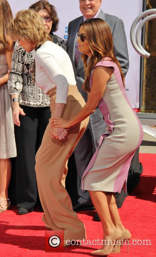 Eva Longoria and Jane Fonda 3