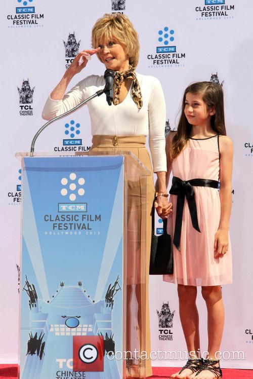 Jane Fonda and Viva Vadim 10