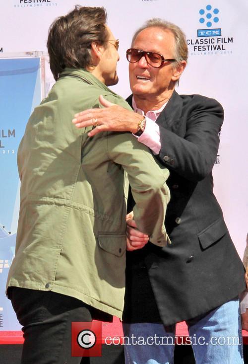 Jim Carrey, Peter Fonda
