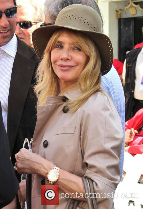 rosanna arquette handprint and footprint ceremony honouring 3631844