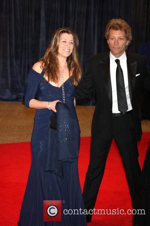 Dorothea Bon Jovi and Jon Bon Jovi 2
