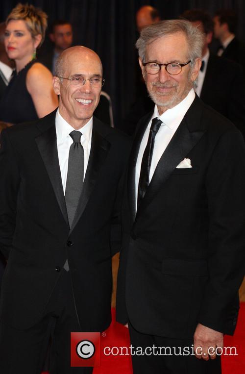 Jeffrey Katzenberg and Steven Spielberg 2