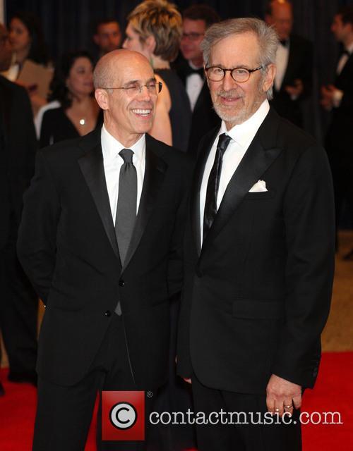 Jeffrey Katzenberg and Steven Spielberg 3