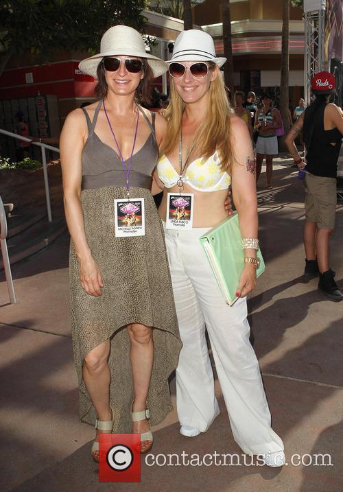 Michelle Agnew and Linda Fusco 2