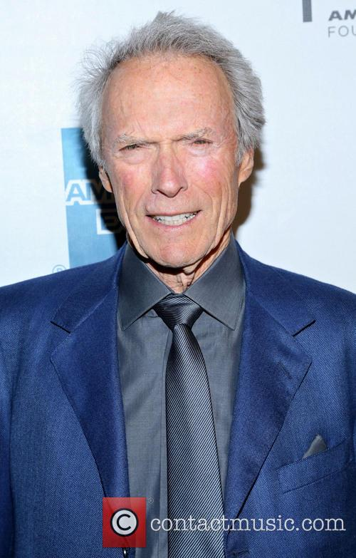 Clint eastwood at tribeca film festival new york united states