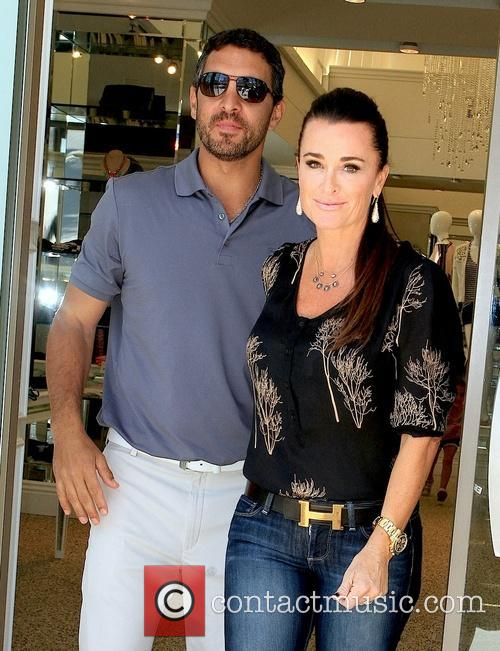 Kyle Richards and Mauricio Umansky 6
