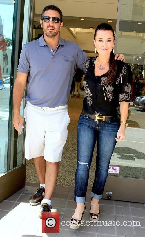 Kyle Richards and Mauricio Umansky 1