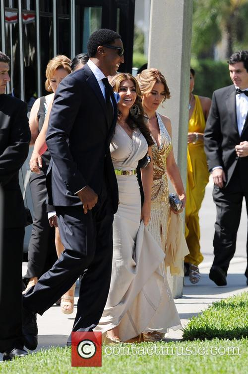 scottie pippen larsa pippen guests attend the wedding 3631472