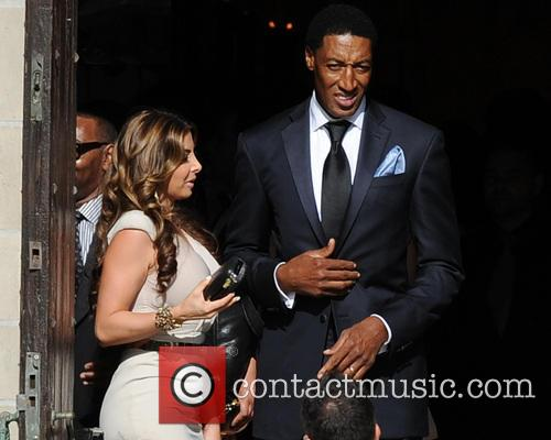 scottie pippen larsa pippen guests attend the wedding 3631512