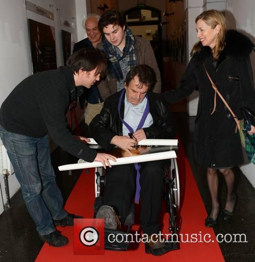 Frank Bonadio, Neil Jordan, Son Daniel Jordan and Wife Brenda Rawn 3
