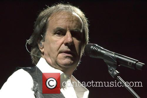 Chris de Burgh performs at the Royal Concert...