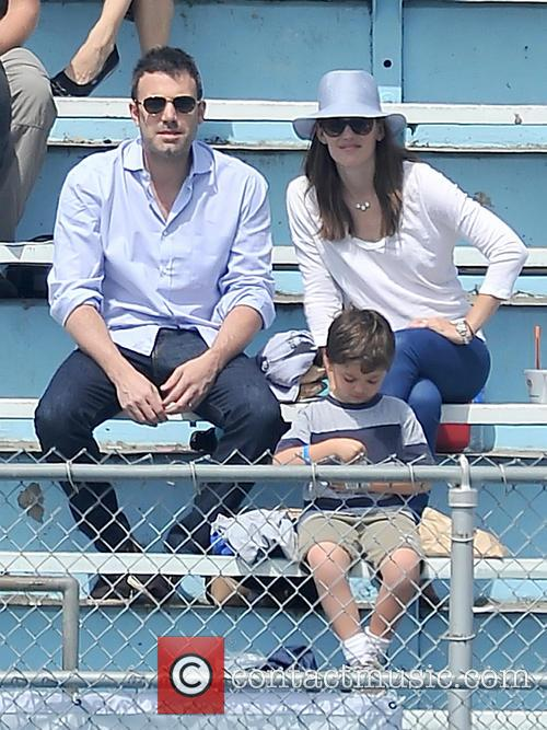 Jennifer Garner and Ben Affleck 8