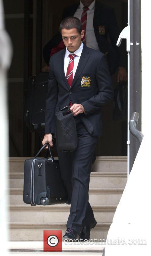 Javier Hernandez 5