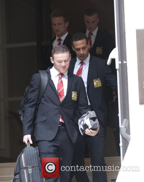 Wayne Rooney and Rio Ferdinand 3