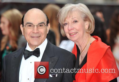 David Suchet and Sheila Ferris 2