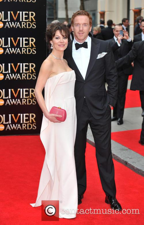 Helen Mccrory and Damien Lewis 3