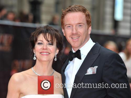 Helen Mccrory and Damien Lewis 4