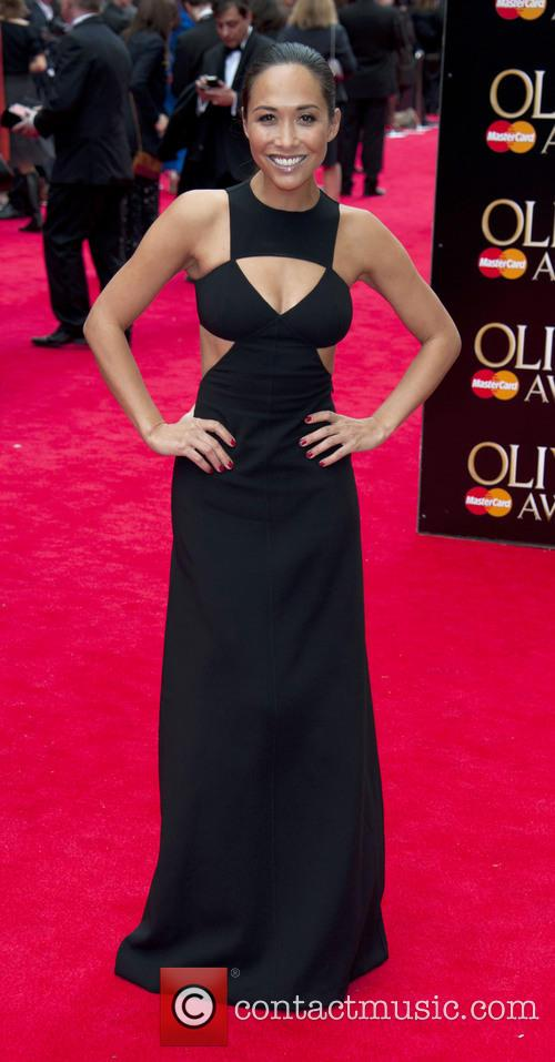 myleene klass the olivier awards 3632451